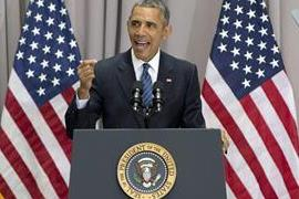 Iran deal blocks every pathway for nuclear weapon: Obama