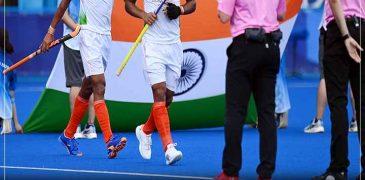 भारतीय टीम ने अर्जेंटीना के खिलाफ 3-1 से शानदार जीत हासिल की